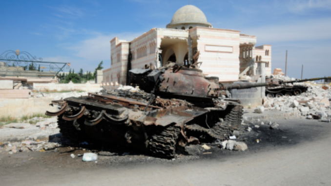 Tank syrie