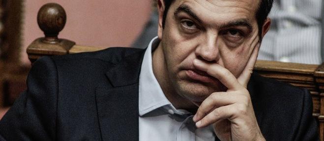 Tsipras épuisé