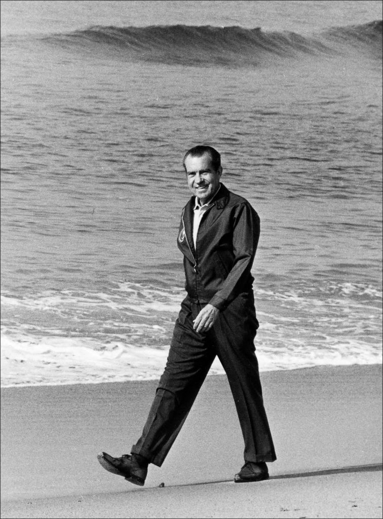 The Nixon Virgin Walk